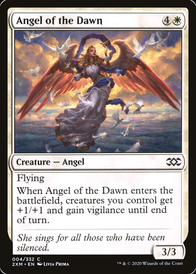 Angel of the Dawn [2XM]