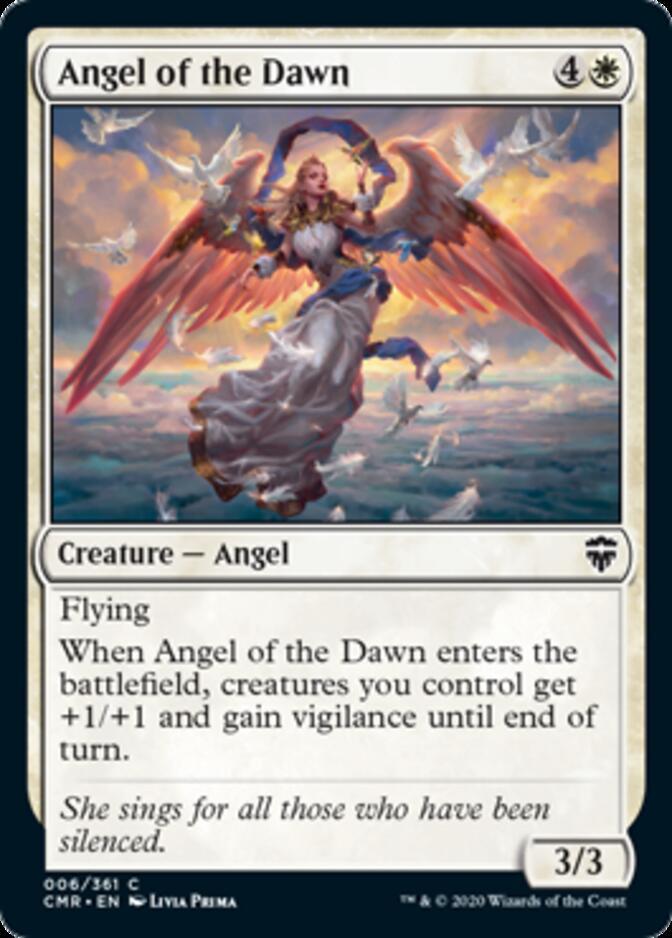 Angel of the Dawn [CMR]