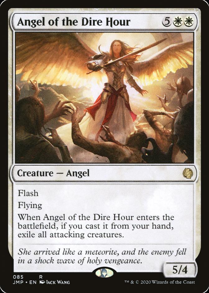 Angel of the Dire Hour [JMP]