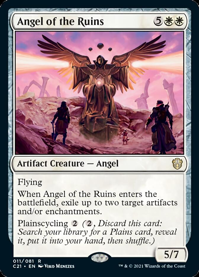 Angel of the Ruins [C21]