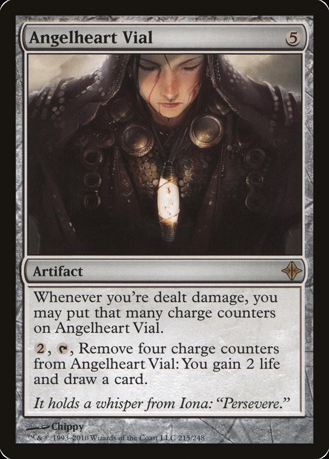 Angelheart Vial [ROE]