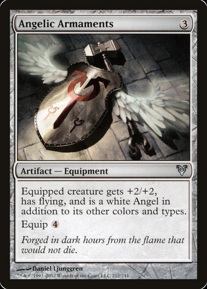Angelic Armaments [AVR]