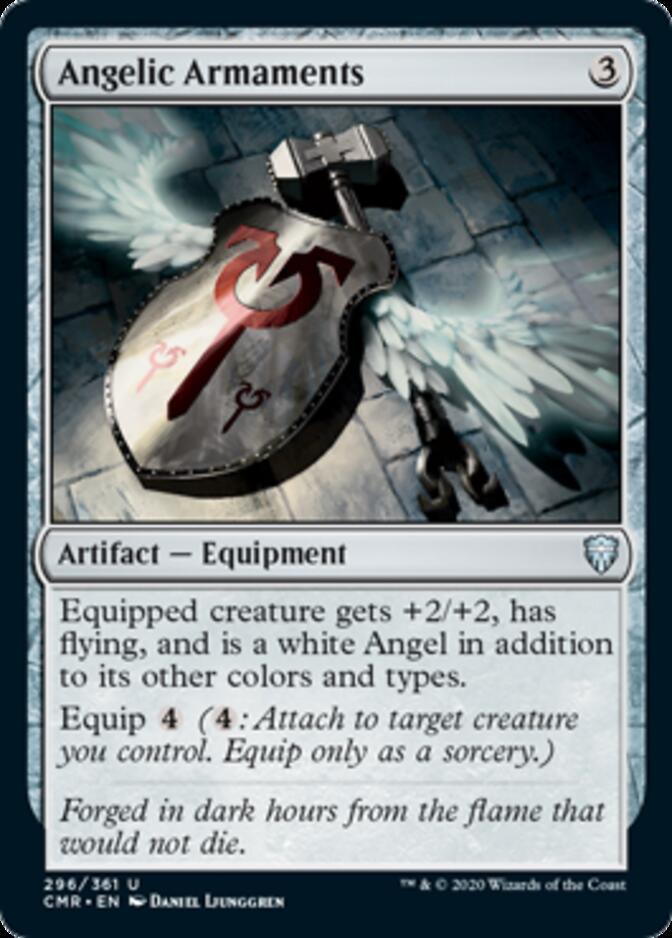 Angelic Armaments [CMR]