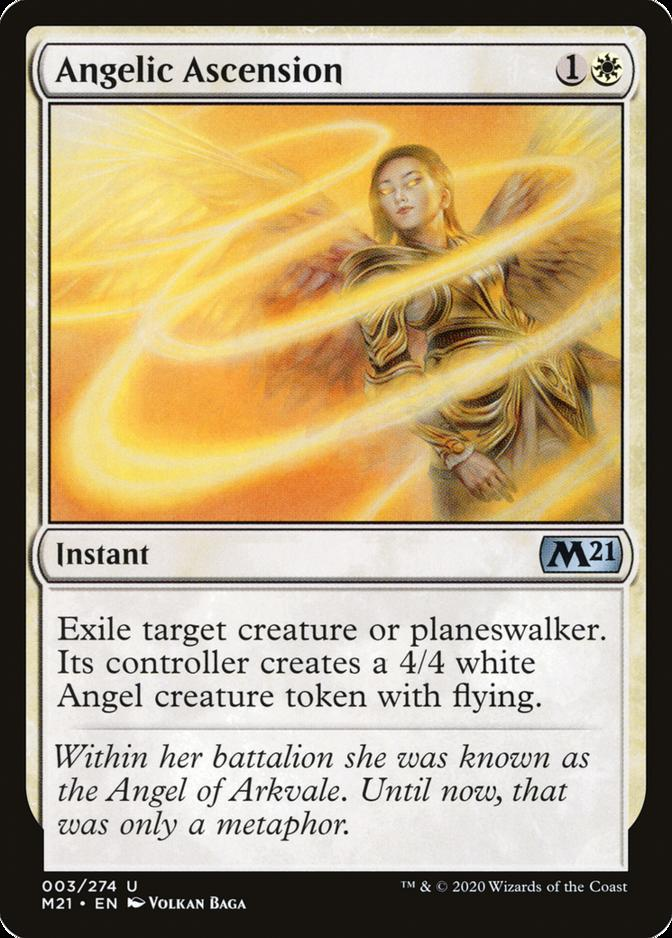 Angelic Ascension [M21] (F)