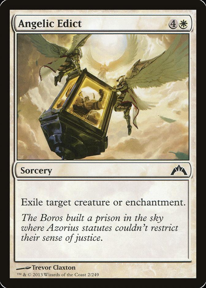 Angelic Edict [GTC]