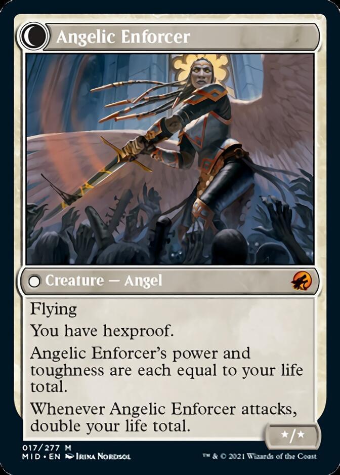 Angelic Enforcer [MID]