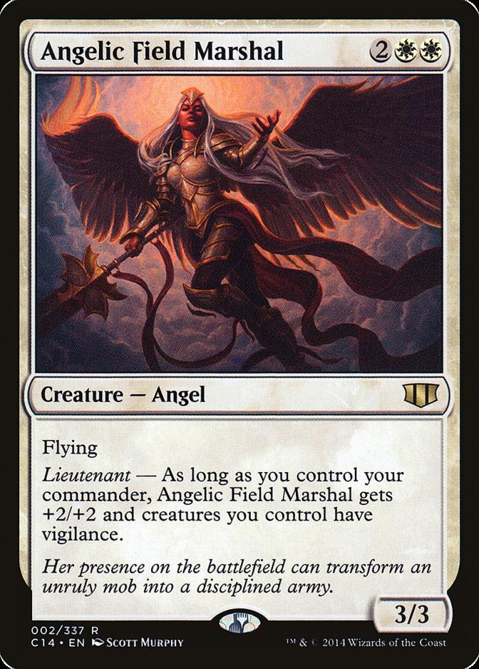 Angelic Field Marshal [C14]