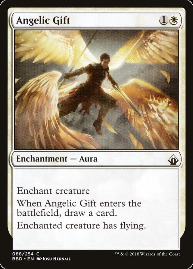 Angelic Gift [BBD]