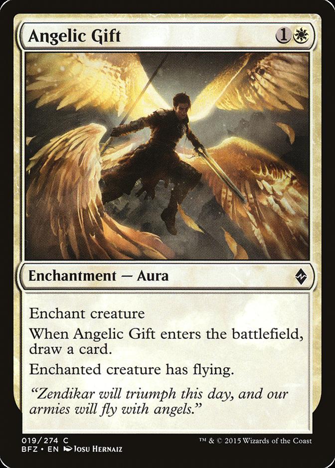 Angelic Gift [BFZ]