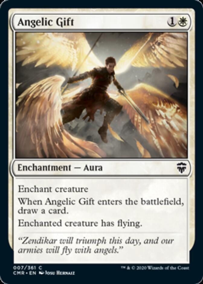 Angelic Gift [CMR]