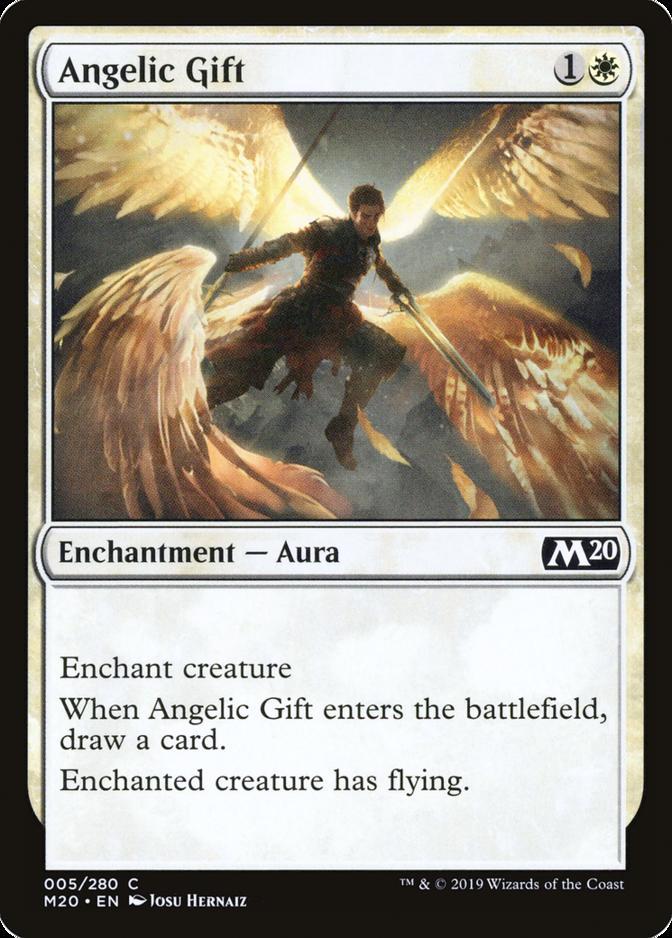 Angelic Gift [M20]