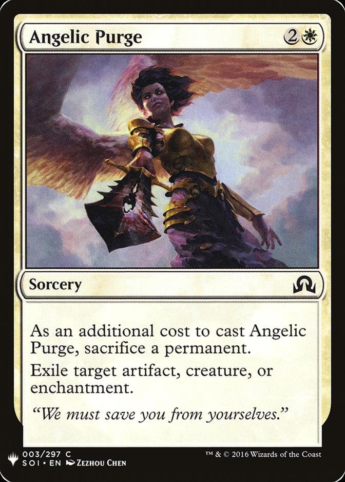 Angelic Purge [MB1]