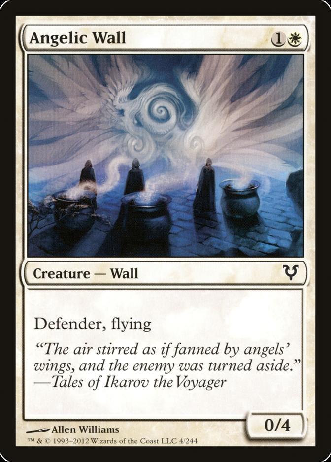 Angelic Wall [AVR]