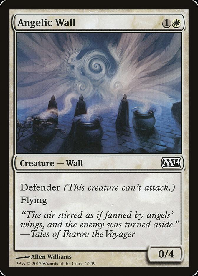 Angelic Wall [M14]