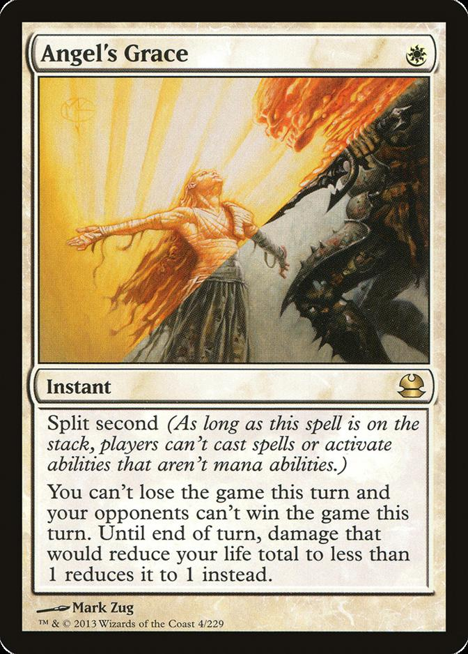 Angel's Grace [MMA]