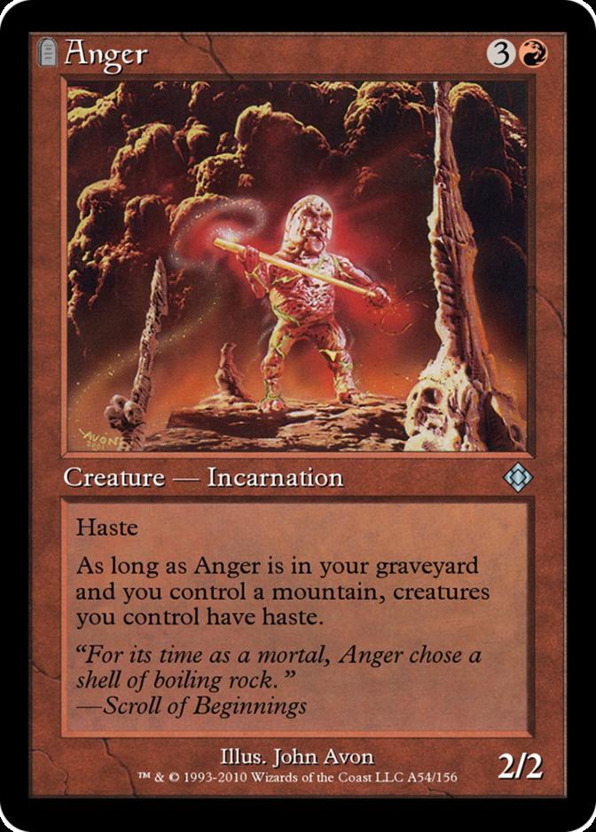 Anger [TD0]