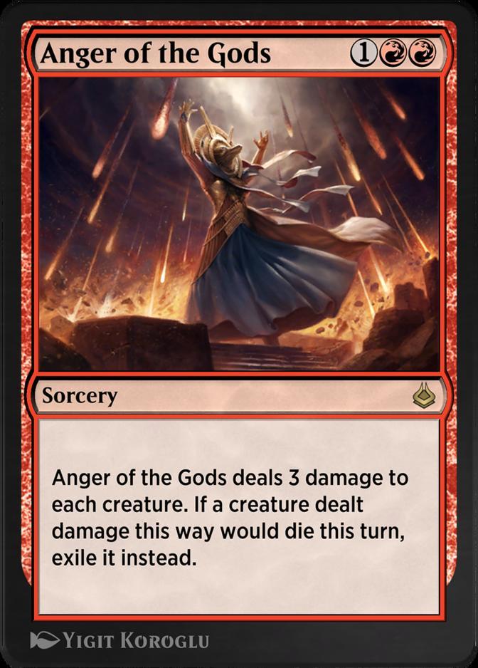 Anger of the Gods [AKR]
