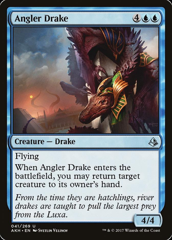 Angler Drake [AKH]