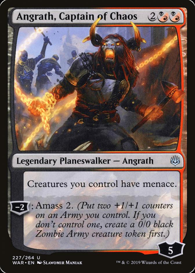 Angrath, Captain of Chaos [WAR]