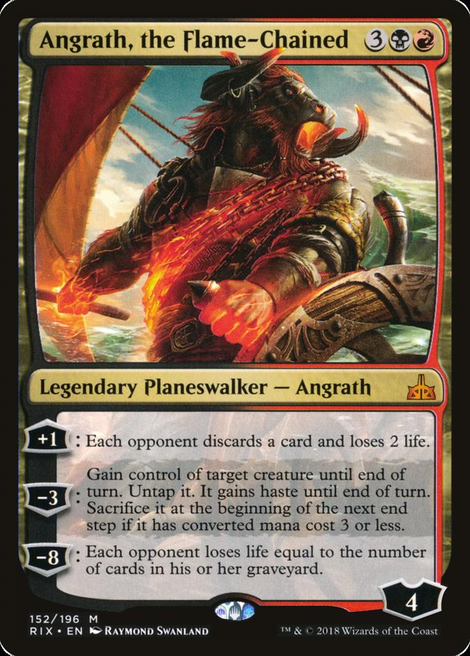 Angrath, the Flame-Chained [RIX]