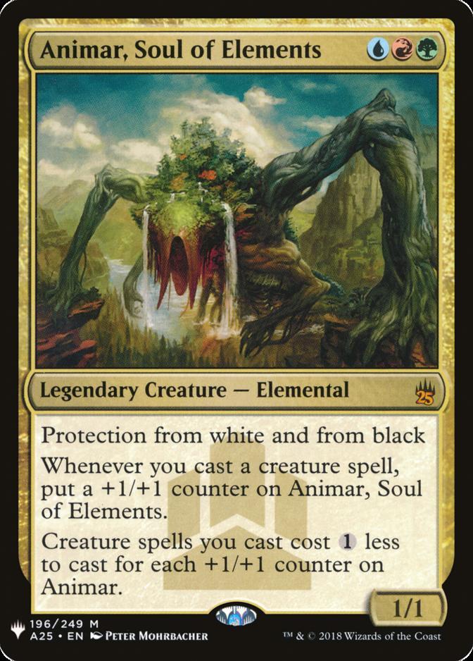 Animar, Soul of Elements [MB1]