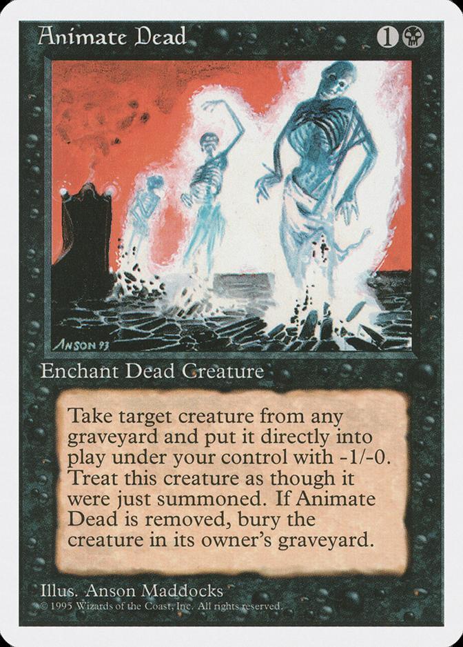 Animate Dead [4ED]