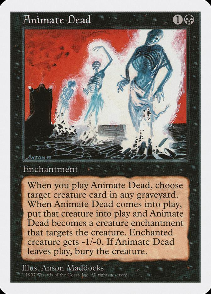 Animate Dead [5ED]