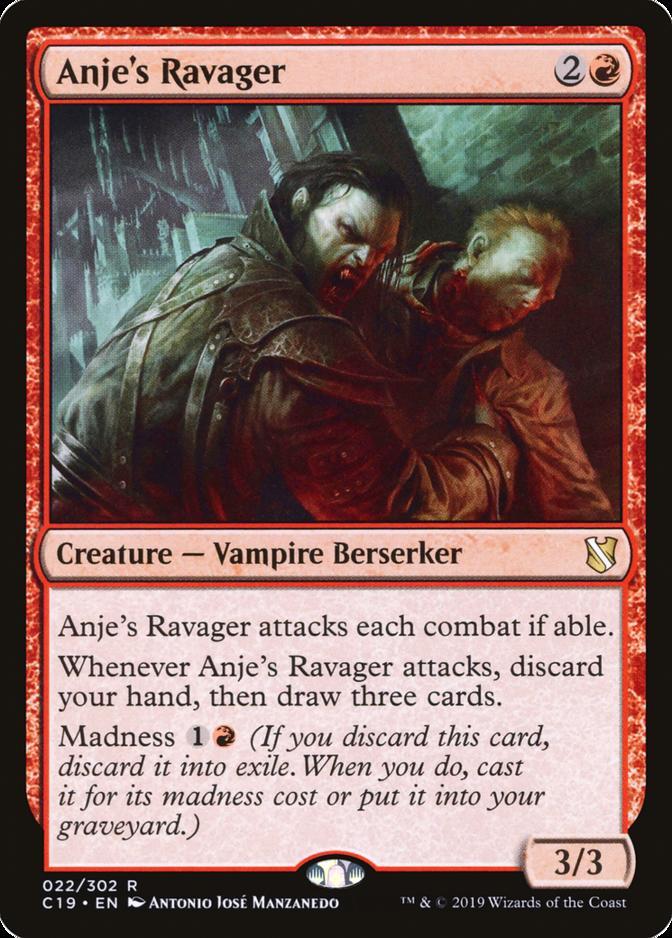 Anje's Ravager [C19]