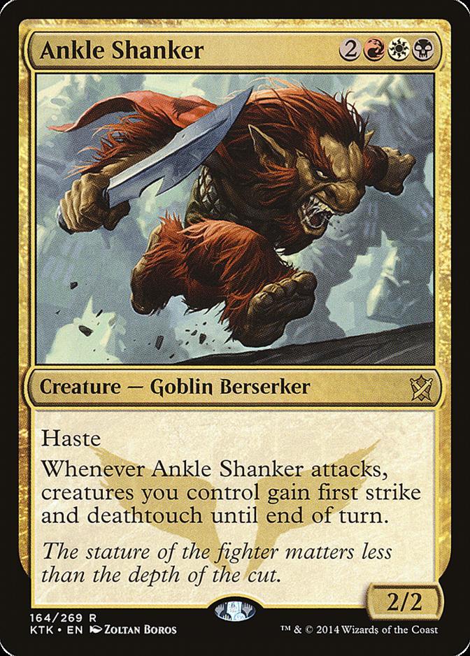Ankle Shanker [KTK]