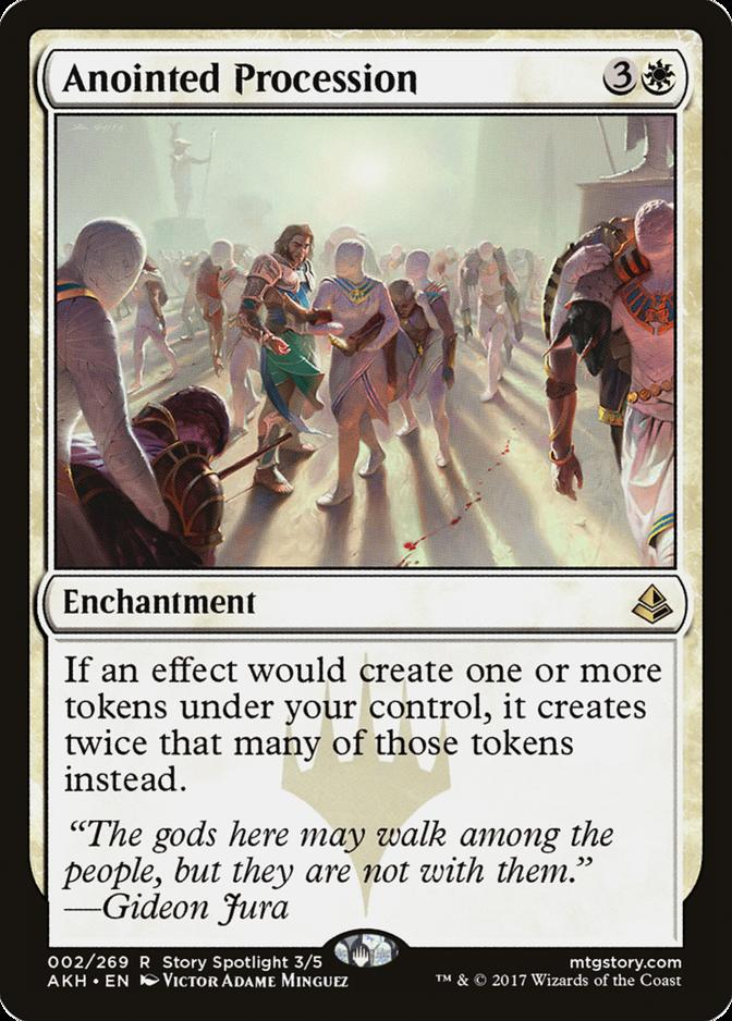 Anointed Procession [AKH]