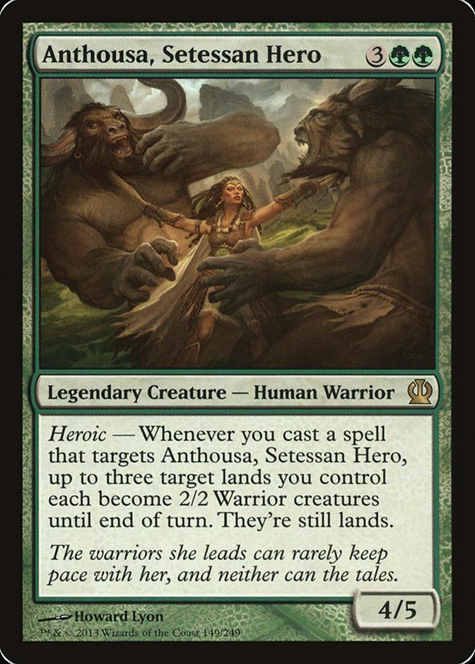 Anthousa, Setessan Hero [THS]