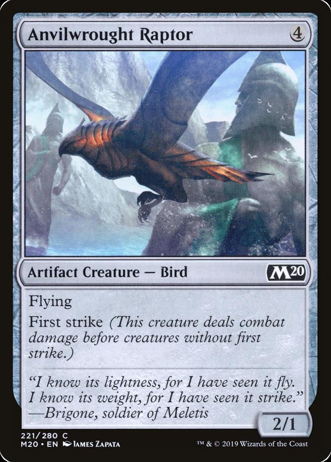 Anvilwrought Raptor [M20]