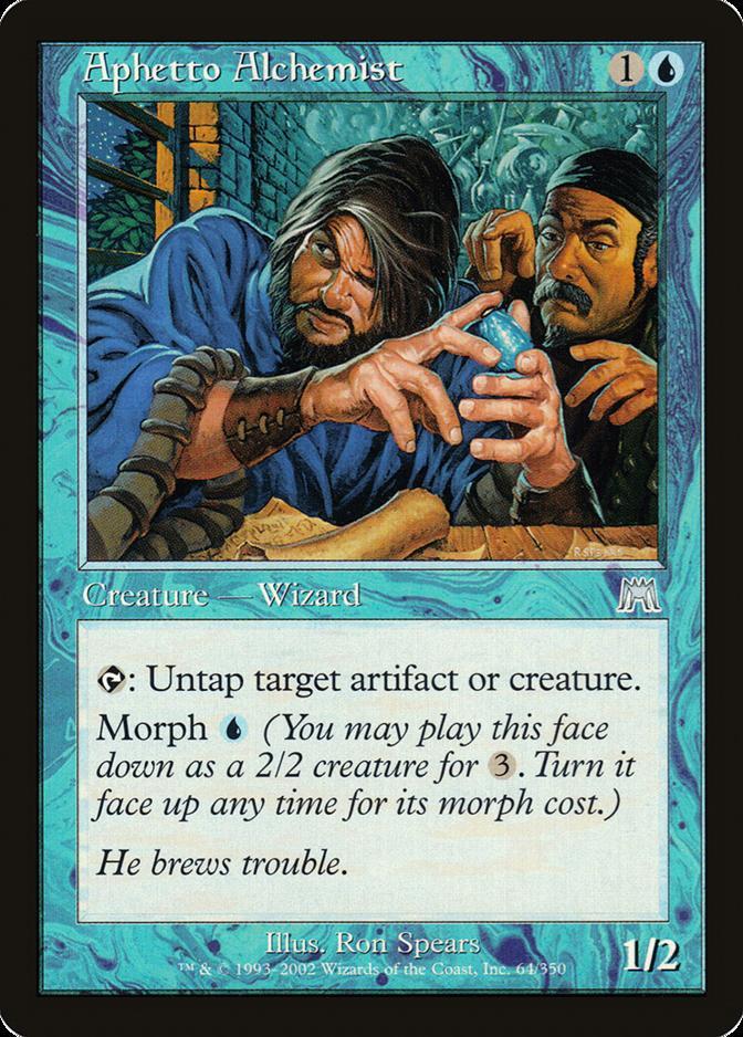 Aphetto Alchemist [ONS]