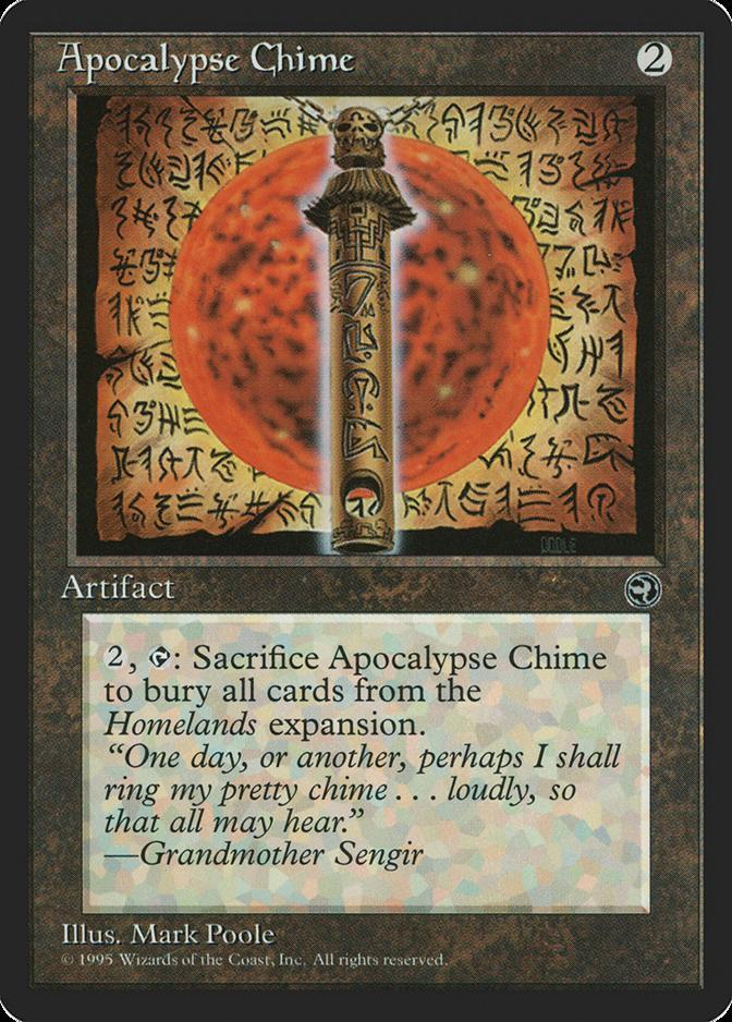 Apocalypse Chime [HML]