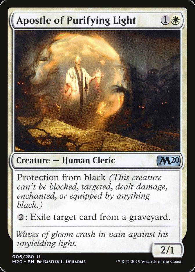 Apostle of Purifying Light [M20]