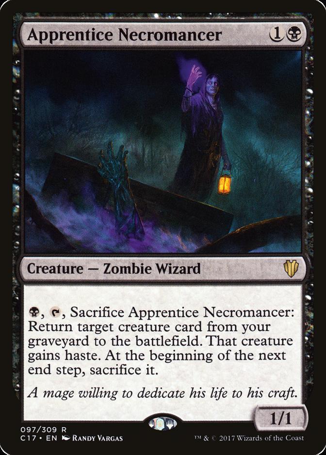 Apprentice Necromancer [C17]
