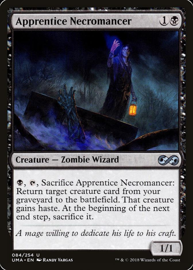 Apprentice Necromancer [UMA] (F)