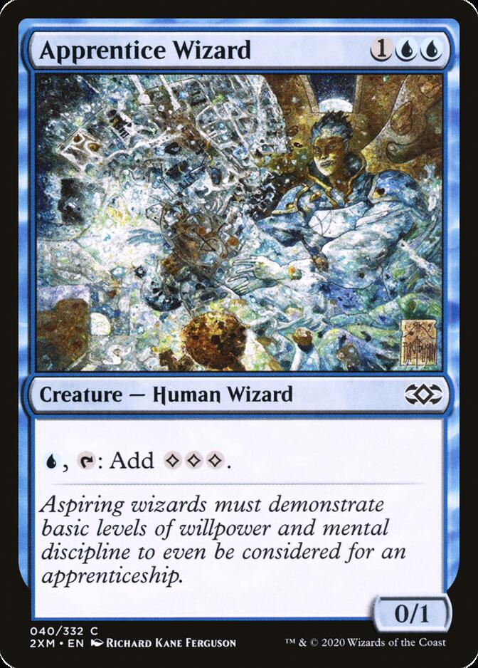 Apprentice Wizard [2XM]