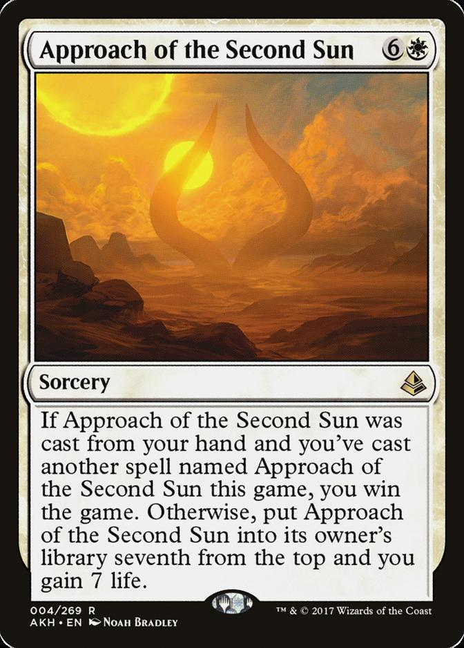 Approach of the Second Sun [AKH]