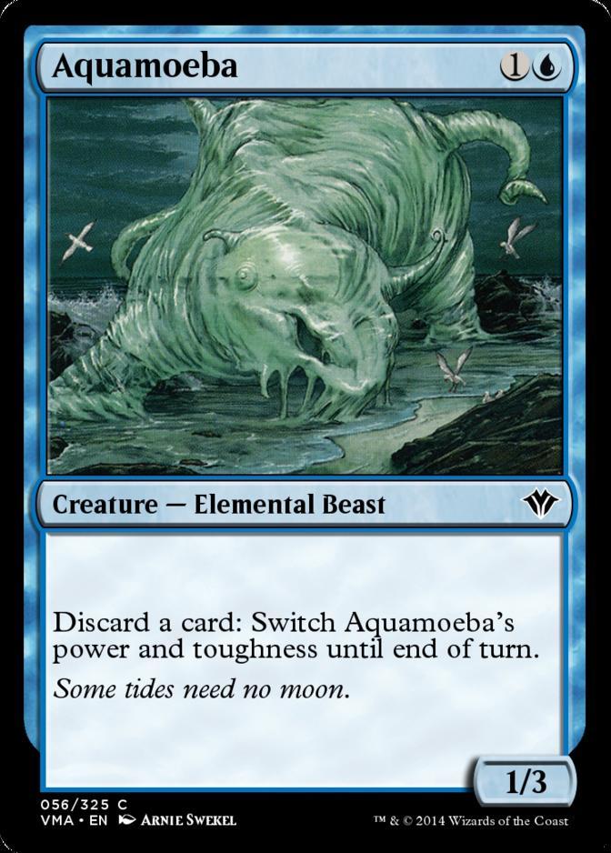 Aquamoeba [VMA] (F)