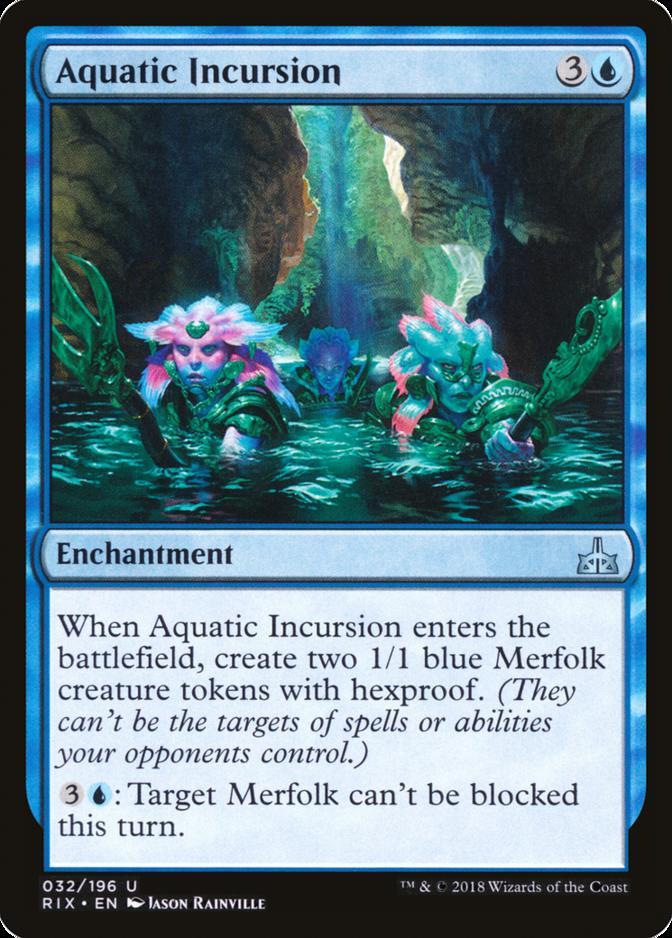 Aquatic Incursion [RIX]
