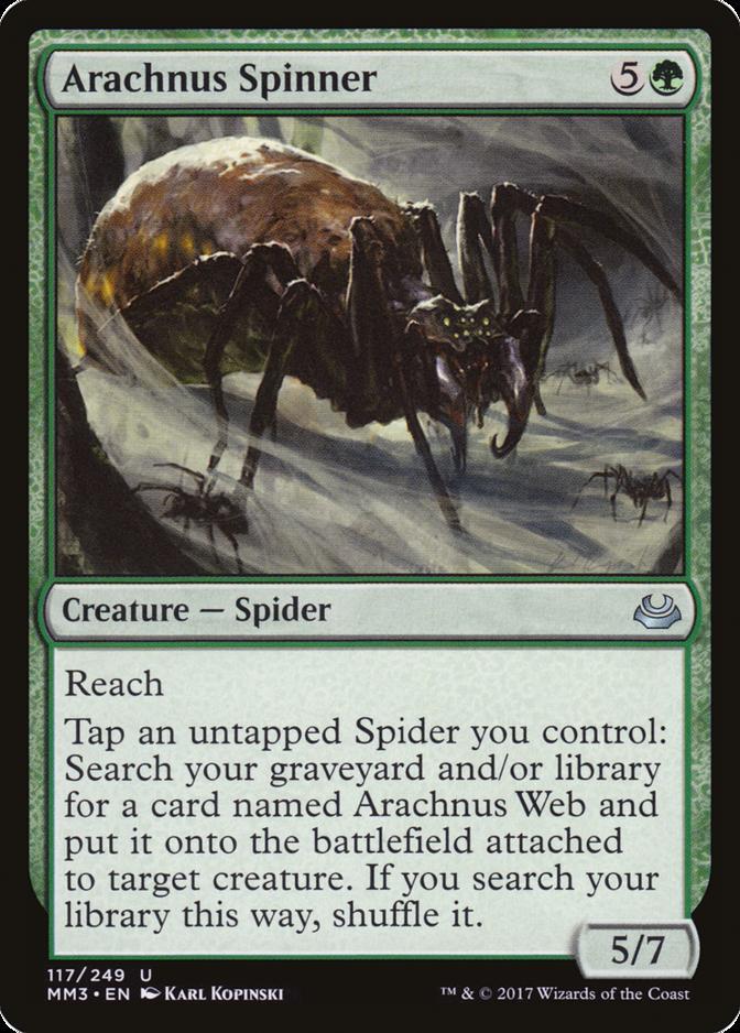 Arachnus Spinner [MM3]