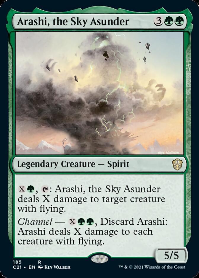 Arashi, the Sky Asunder [C21]