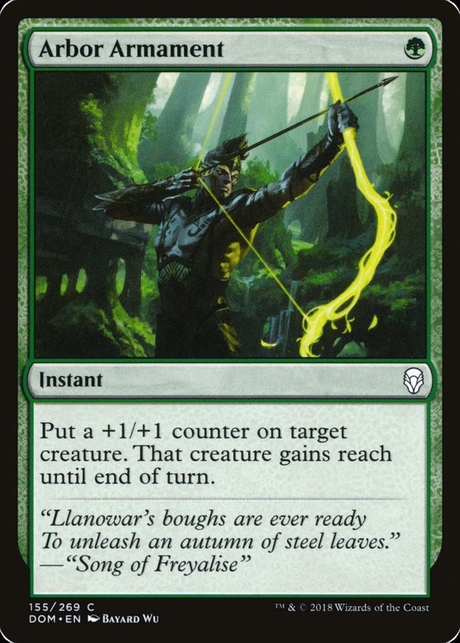 Arbor Armament [DOM]