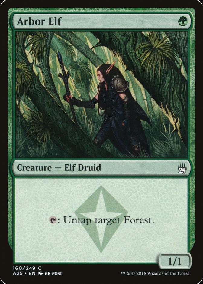 Arbor Elf [A25]