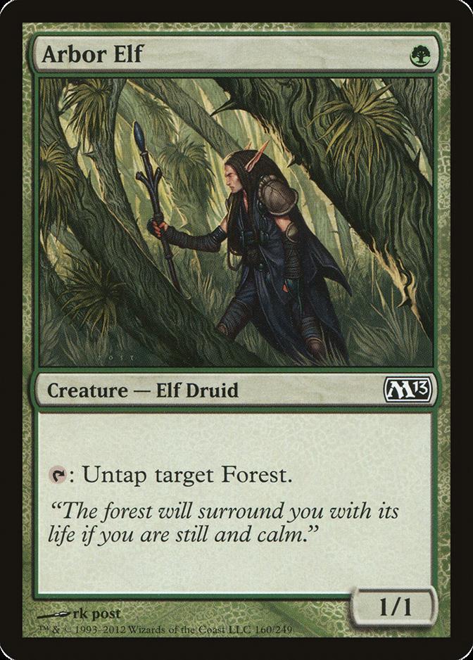 Arbor Elf [M13]