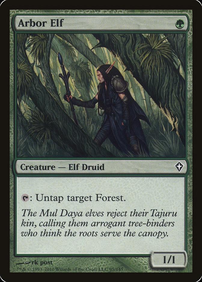 Arbor Elf [WWK]