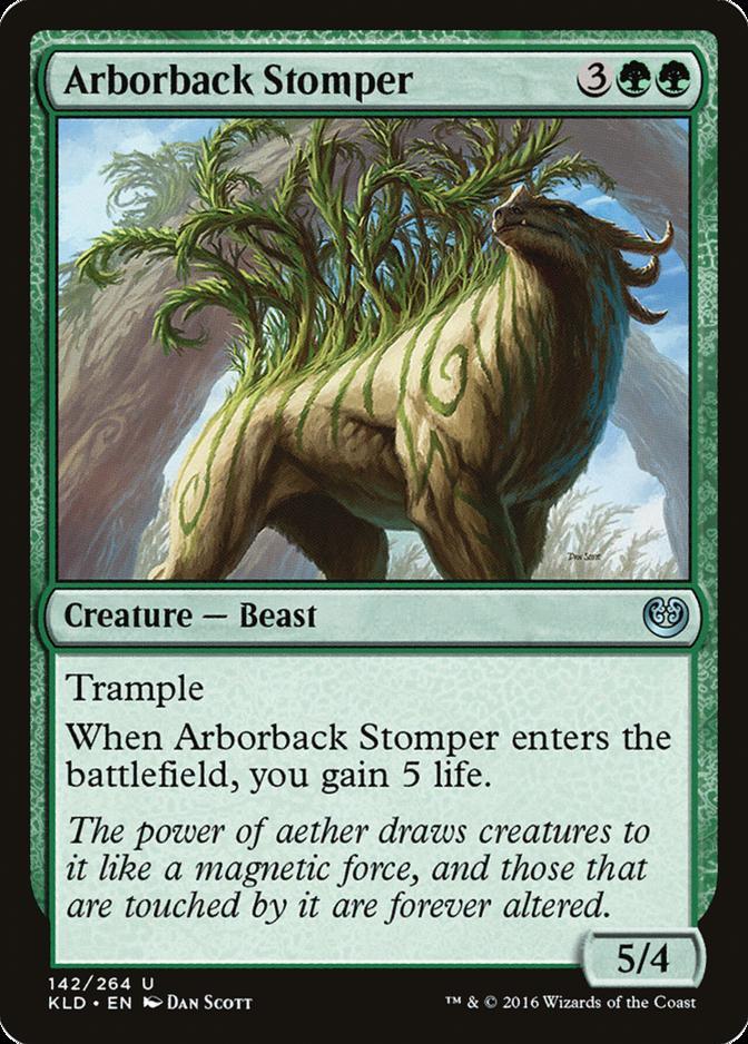 Arborback Stomper [KLD]