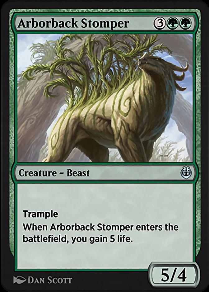 Arborback Stomper [KLR]