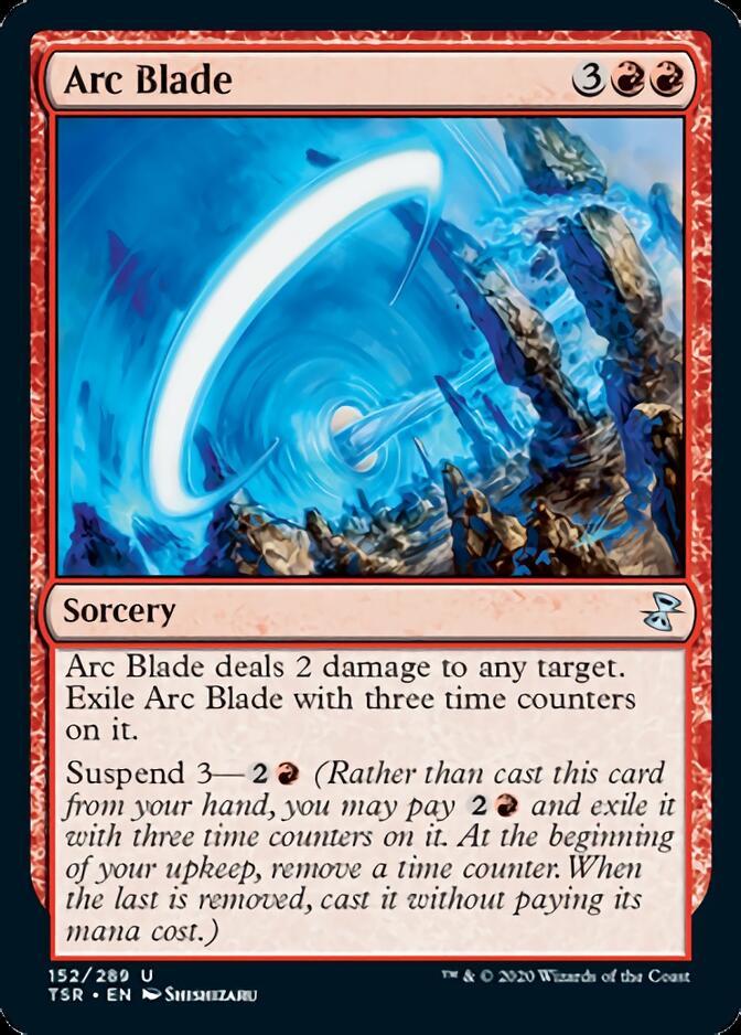 Arc Blade [TSR]